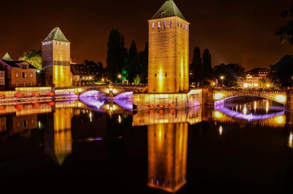 Strasbourg, le plus beau marché de Noël en France