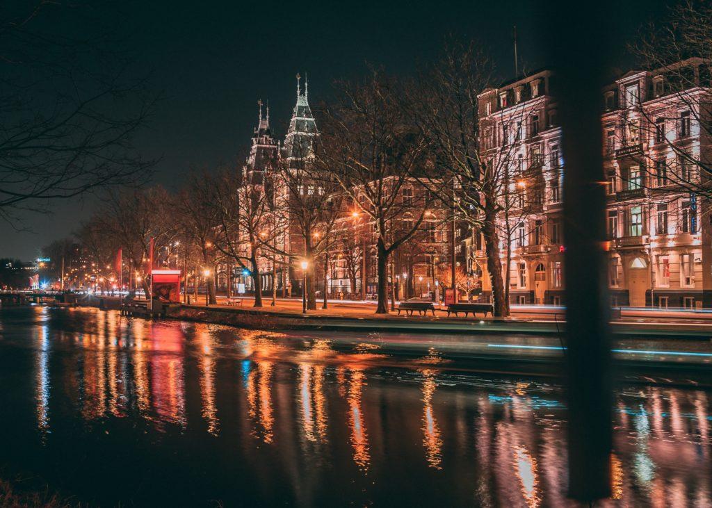 Amsterdam en période des fêtes