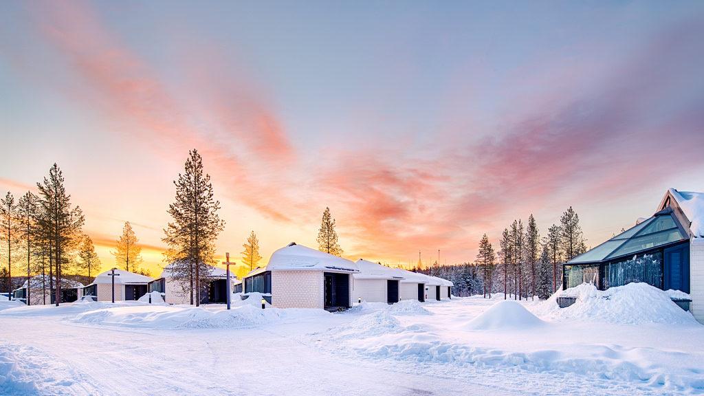 Rovaniemi, le pays du père-noël