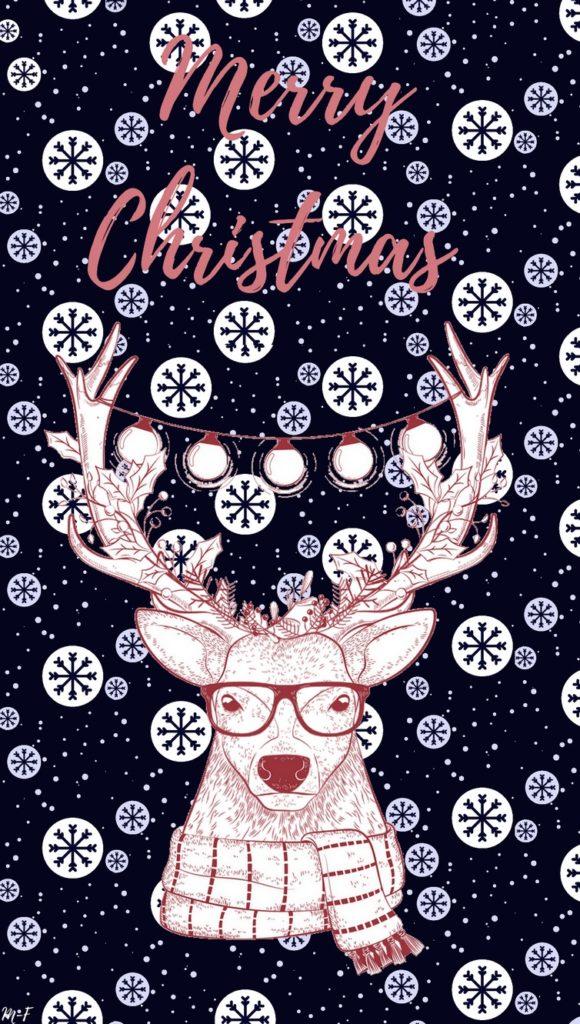 Fond d'écran merry christmas