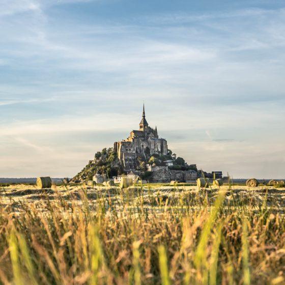 mont saint michel, destination paradisiaque