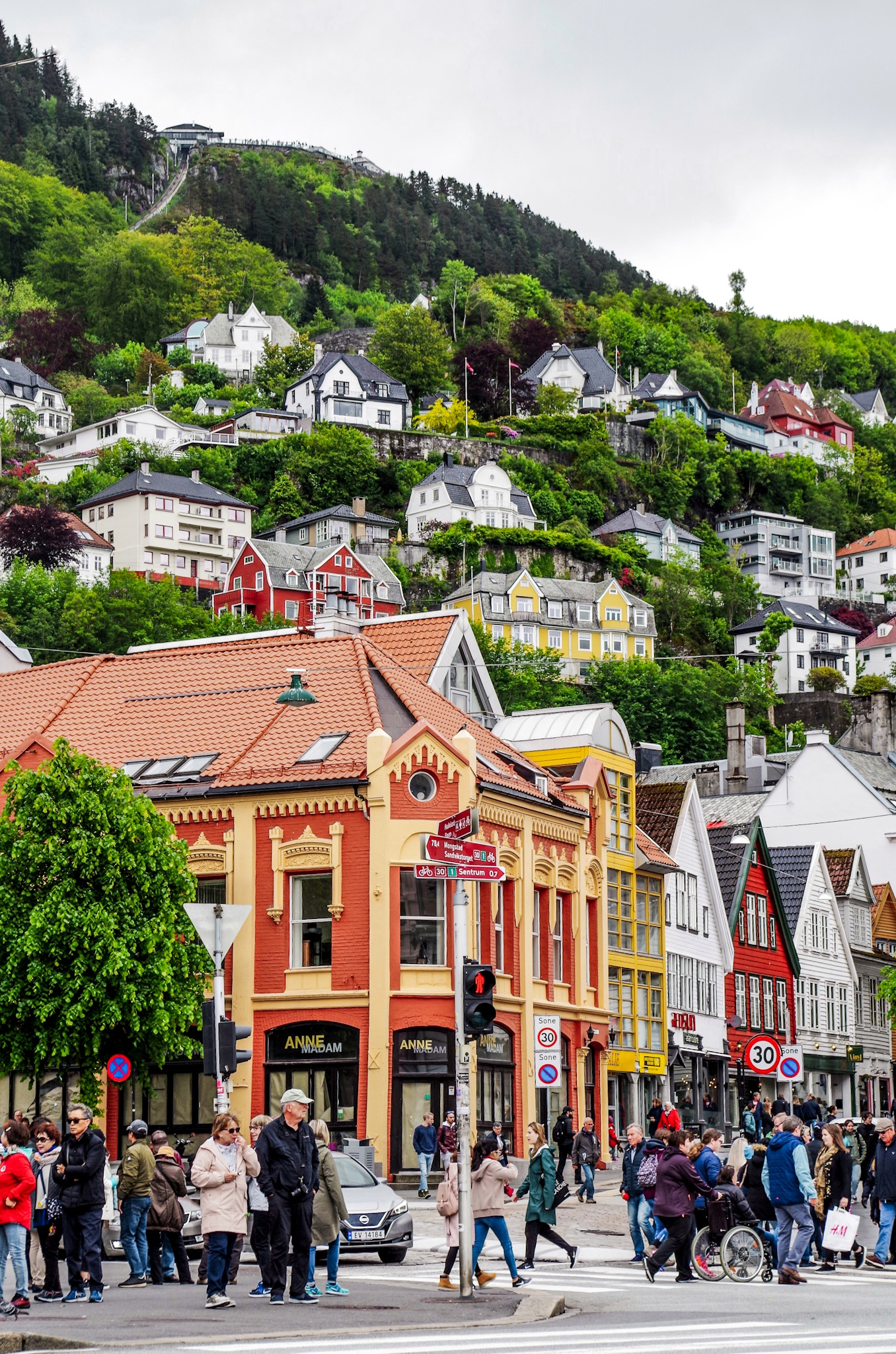 City-guide Bergen: Destination la Norvège !