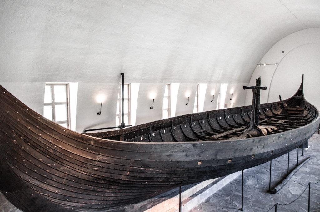 bateaux vikings Oslo