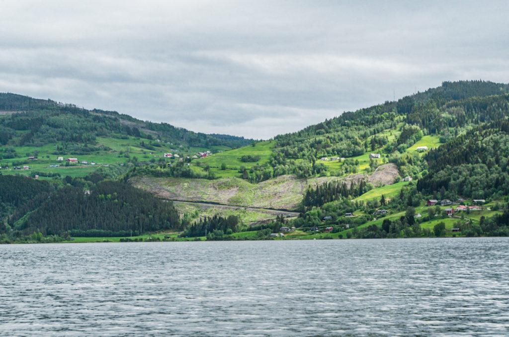 routes de Norvège