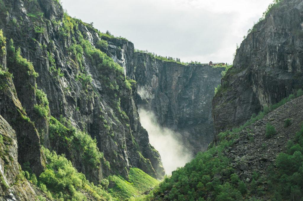 Cascade Voringfossen