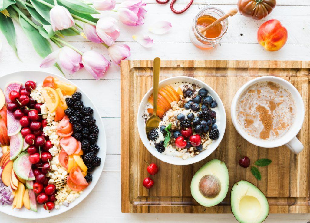alimentation saine pour combattre la fatigue