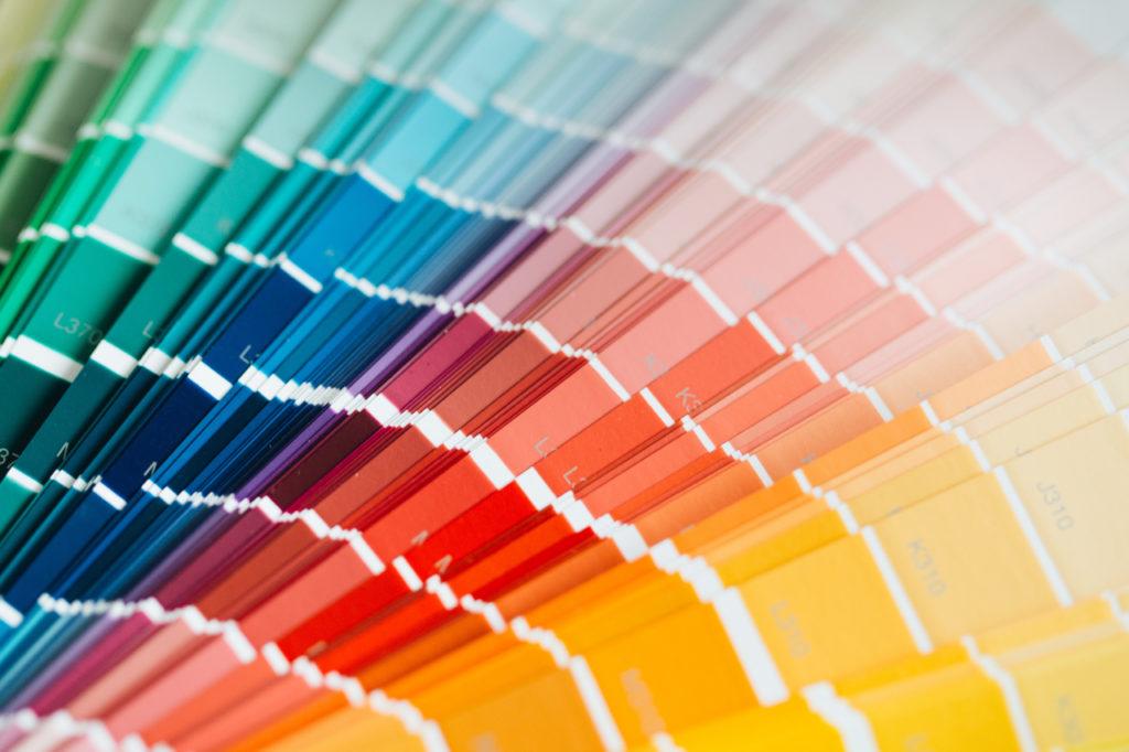 choisir sa palette de couleurs