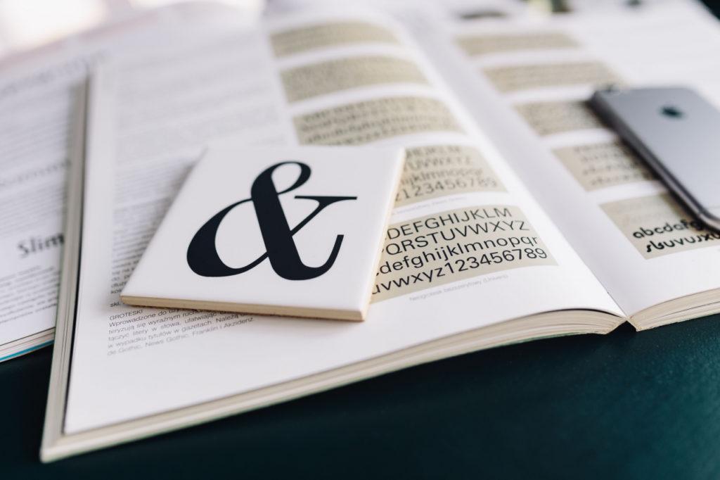 typographie blog