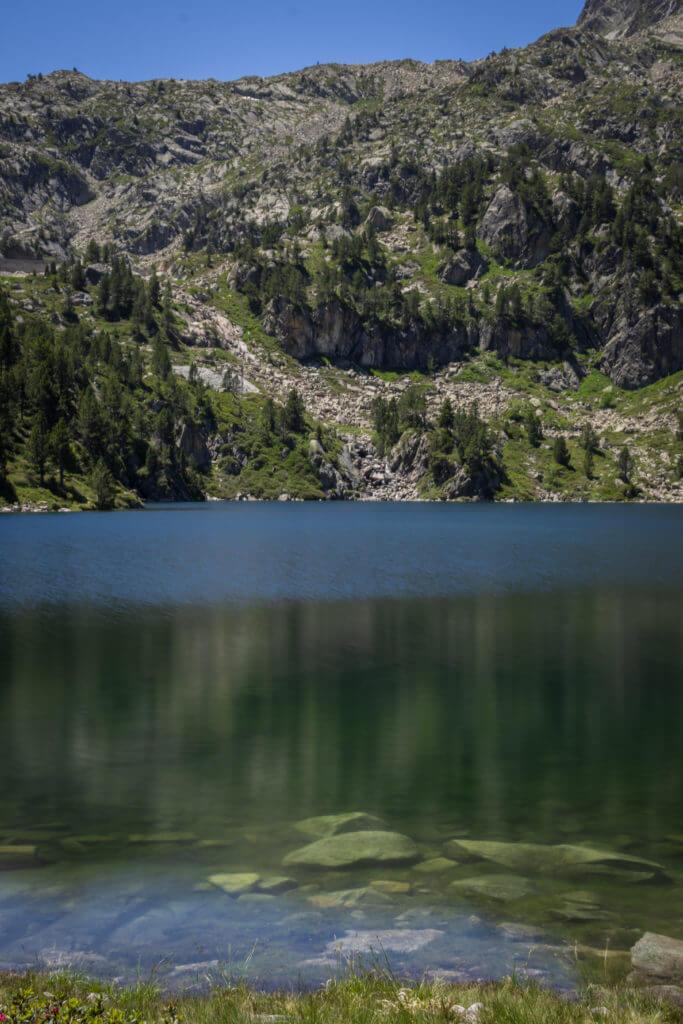 Lac de Caderolles