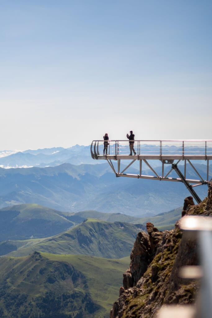 Monter au Pic du Midi